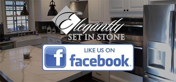 Like Elegantly Set in Stone on Facebook